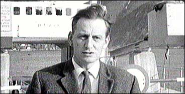 Nils J. Knagenhjelm i 1966. (Foto: Erik Karlsen, NRK)