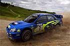 Petter Solberg, New Zealand 2003 (Foto: www.swrt.com)