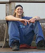 Christian Holthe. Foto: NRK.