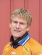 Christian Steen scora AaFK sitt einaste mål mot Lyn på Ullevaal.