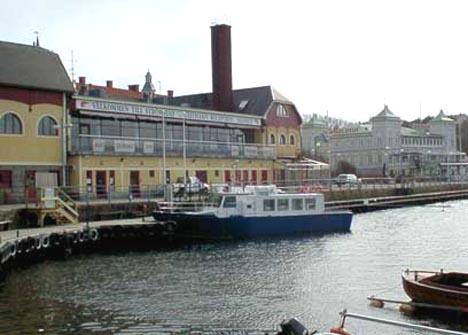 Handleturen til Strömstad kostet Sørlendingen dyrt. ( Foto: Rainer Prang, NRK )