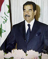 Amerikansk etterretning tror at Saddam Hussein lever.