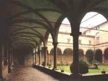 I dette klosteret lager de Parmesan.