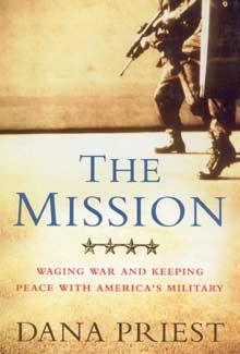 Washington Post-journalist Dana Priest med interessant bok om militærets betydning i amerikansk utenrikspolitikk