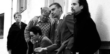 Godiva er Ole Petter, Frode, Ola, Øyvind og Erik.