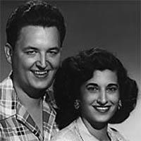 Boudleaux & Felice Bryant møttes i 1945. I 1991 ble paret valgt inn i Country Music Hall of Fame. Boudleaux døde av kreft i 1987. Foto: Arkiv