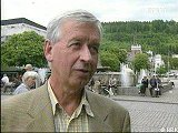 Roald Karoliussen er turistsjef i Drammen.