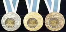 VM-medaljene