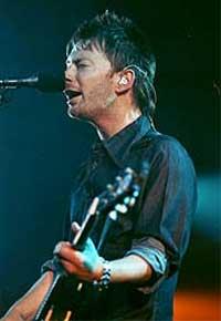 Thom Yorke har visstnok skrevet mange flotte låter til Radioheads nye plate. Foto: Laurence Boisnard.