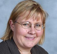 Kommunalminister Erna Solberg