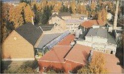 Gudbrandsdalens Uldvarefabrikk på Lillehammer