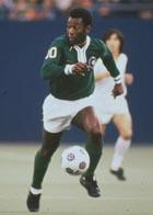 Pele var med da Santos sist hadde suksess (Foto: Getty Images)