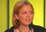 Silje Stang fikk pris for beste kvinnelige programleder. Foto: TV 2.