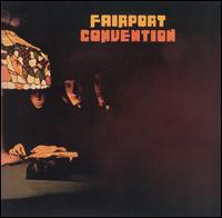 """Fairport Convention: """"Fairport Convention"""". Illustrasjon: Originalt albumcover."""