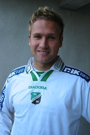 Målscorer Thomas Øverby.