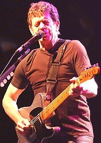 """Lou Reed ga et velbalansert repertoar som omfavnet hele peioden fra Velvet Underground til årets """"The Raven"""" da han spilte i Oslo Konserthus søndag. Foto: Getty Images."""