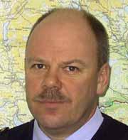 Operasjonsleder Åge Halvorsen.