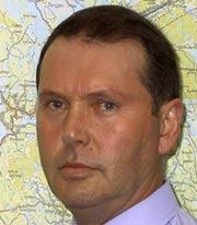 Leif Myrtvedt er operasjonsleiar ved Telemark politidistrikt.