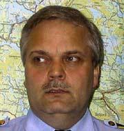 Operasjonsleder ved Telemark politidistrikt, Jørn Nilsen.