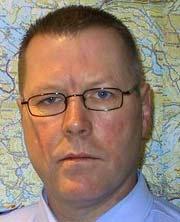 Operasjonsleder Torbjørn Tangen.