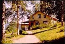 Th. Kittelsens hjem Lauvlia i Sigdal.
