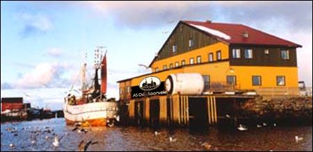 2500 ansatte innenfor Oslo Sporveier, NSB og Jernbaneverket i Oslo blir spredd utover landet. Her Sporveienes nye hovedkontor på Røst.