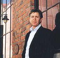 Cato Strøm, Administrerende direktør i Tono vil ikke kommentere budsjett-tallene. Foto: Jens Magnus, Tono.