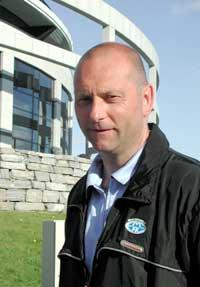 Molde-trener Odd Berg måtte se laget sitt tape fortjent.(Foto: Kjell Herskedal / SCANPIX)