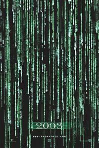 Filmer som The Matrix Reloaded har sirkulert til nedlasting lenge før den kom på norske kinoer eller på DVD. Illustrasjon: Warner.