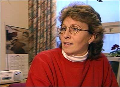 Åse Kari Einevoll frå Venstre vart fyrste kvinne i ordførarstolen i Balestrand.