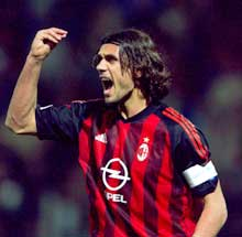 Paolo Maldini. (Foto: Grazia Neri/Getty Images)