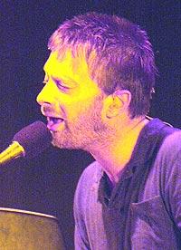 Thom Yorke og Radiohead gledet fansen med klubbturné. Foto: Getty Images.