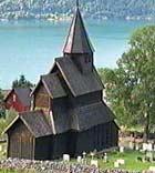 Urnes stavkirke står på UNESCOs liste