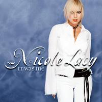 "Nicole Lacys debutalbum ""It was me"". Illustrsasjon: Albumcover."