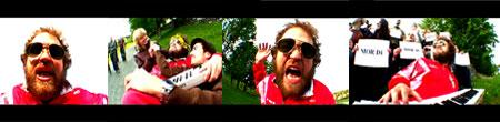 Max Malkyl står også bak artisten Kurteez, som lagde musikkvideoparodi på Kurt tidligere i sommer