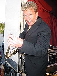 Ulf Kristiansen (foto:Erik Forfod)