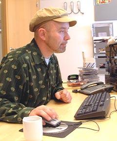 Dypt konsentrert sjefskineser. Foto: Jørn Gjersøe, nrk.no/musikk