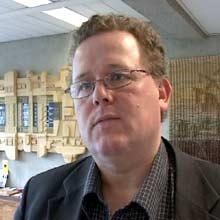 Roald Linaker mener tallene for innsparing ikke holder.