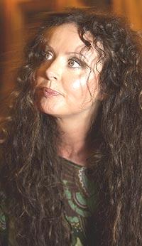 """Sarah Brightman er supersopranen som også er kjent som Andrew Lloyd Webbers eks-kone. Nå er hun aktuell med orientalsk-inspirerte """"Harem"""". Foto: Thomas Bjørnflaten / SCANPIX."""
