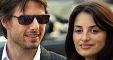 Tom og Penelope sammen på premierefest (Foto: GettyImages)