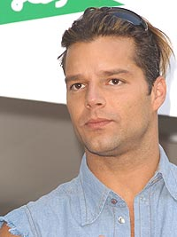 - Jeg savnet ikke å opptre i det hele tatt, sier Ricky Martin. Foto: Carlos Alvarez / Getty Images.