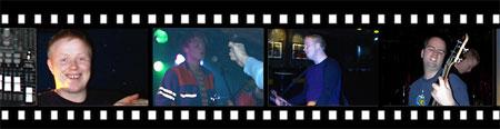 Kurt og kompisene før Urørt-suksessen...
