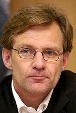 Jan Egeland er visegeneralsekretær i FN. (Scanpix-foto)