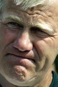 Morten Olsen tror Norge får det tøft mot Romania onsdag. Foto: Scanpix
