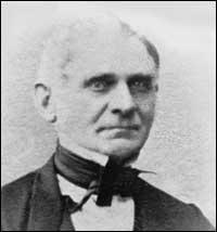 Fredrik Chr. Juell i 1851. © Fylkesarkivet.