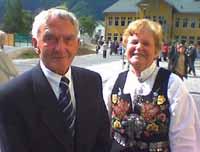 Olav Brøste er gammel jaktkamerat av kong Harald