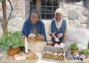 Middelalderfestivalen i Hamar er populær.