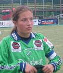 Runa Vikestad har etablert seg som en av landets beste midtstoppere.