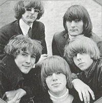 Det er 30 år siden The Byrds ble oppløst. foto: Promo