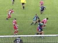 Nervøse Brann-spillere klarte ikke å sikre tre poeng i søndagens oppgjør mot Stabæk.